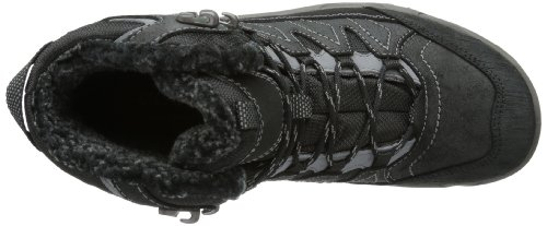 Ecco Xpedition II Black/Black Scar/Oil Su/Tex 810234, Schwarz (BLACK/BLACK), EU 45