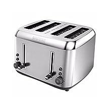 Black & Decker TR6490SKT Kitchen Tools Toaster, 4-slice (Renewed)