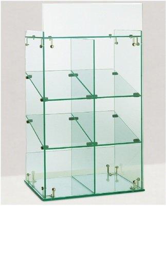 vetrine da banco,vetrina,vetrinetta,arredi negozi: Amazon.it: Casa ...