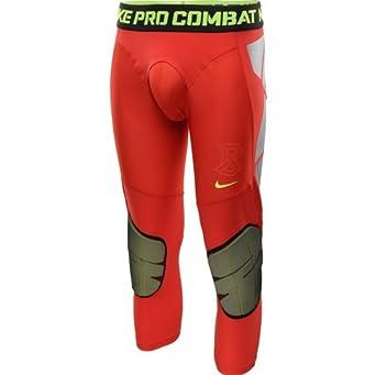 3f6e2422f Amazon.com  Baseball Sliding Compression Tights Pants - Nike Mens Pro Combat  Hyperstrong Vapor Speed (Size MEDIUM)  Clothing