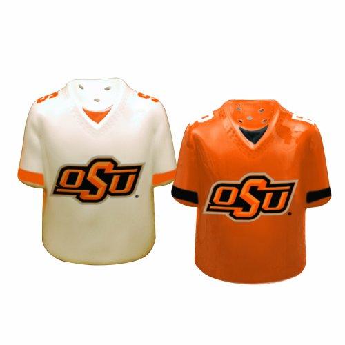 NCAA Oklahoma State Gameday Salt and Pepper Shaker - Oklahoma State Cowboys Tabletop