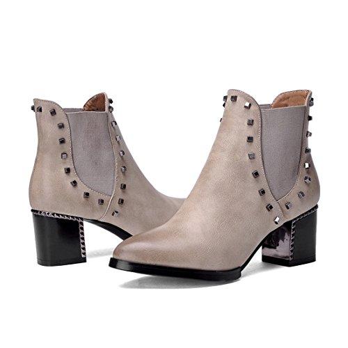 YL Women's Boots black apricot rBuhf2