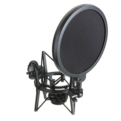 ELEGIANT Microphone Professional Shield Filter product image