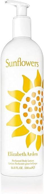 elizabeth arden sunflowers perfumed body lotion 500 ml