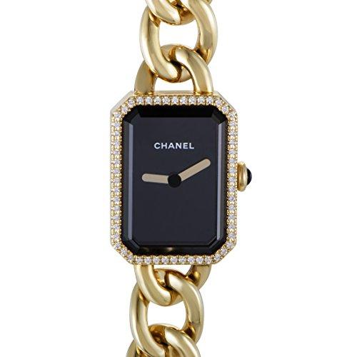 Chanel Premiere quartz womens Watch H3258 (Certified - Women Chanel