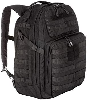 5.11 Tactical 58601 - Mochila Rush 24, Negra: Amazon.es: Deportes ...