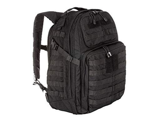 5.11 Tactical RUSH24 Military Backpack, Molle Bag Rucksack Pack, 37 Liter from 5.11