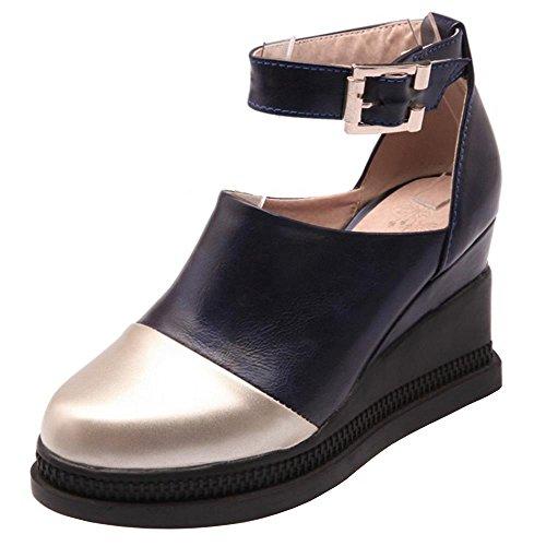Zapatos con hebilla formales Pilot para mujer uvPeMOD