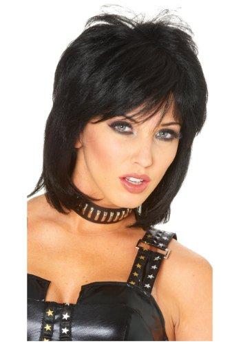 Franco American Novelty Company Joan Jett Wig -