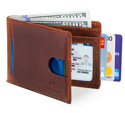 SERMAN BRANDS Smart Wallet