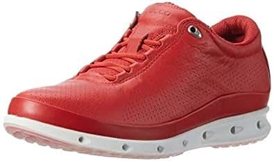 ECCO Women's Cool Training Shoes, Red (Tomato), 35 EU