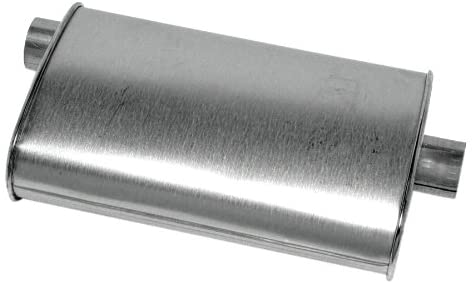Exhaust Muffler-Quiet-Flow SS Muffler Walker 22075 fits 10-11 Cadillac SRX