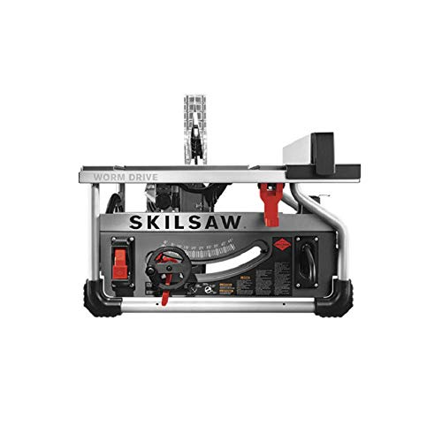 SKILSAW SPT70WT-RT 10 in. Benchtop Worm-Drive Table Saw (Renewed)