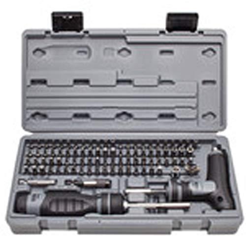 Proto Industrial Tools J61390 Multi-Bit Set, 91 Piece -