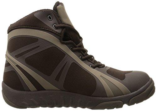 Muck Bota Hombres Pursuit Shadow Lace Tobillo Caza Zapatos Marrón / Nutria