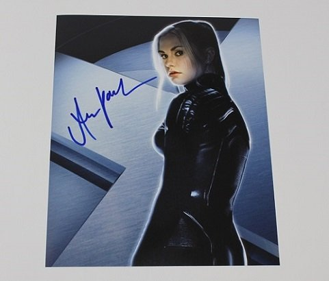 - X-Men Rogue Sexy Anna Paquin Authentic Signed Autographed 8x10 Glossy Photo Loa
