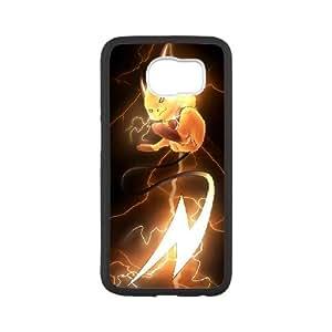 Pokemon pikachu phone Case Cove For Samsung Galaxy S6 TPUKO-Q-9A9922112