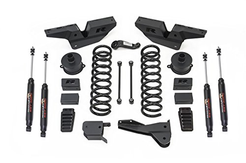 ReadyLift 49-1630-K 6'' Lift Kit (With SST3000 Shocks For 2500 Dodge-Ram) by Readylift (Image #1)