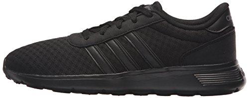 Adidas Athlétiques Chaussures gris Femmes Noir Racer Lite waaRqH
