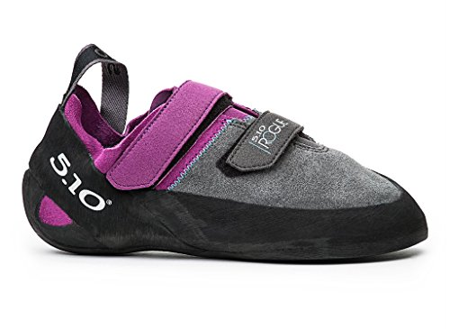 Five Ten Women's Rogue VCS Climbing Shoe,Purple/Charcoal,8.5 M US by Five Ten
