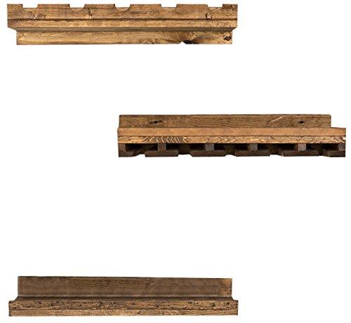 Three Glass Shelves - 8