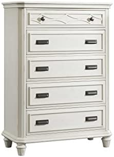 Abbey Avenue Reese Chest White