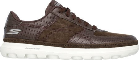 Skechers Mens On The GO Legend Sneaker Chocolate 8MZRwrzjl
