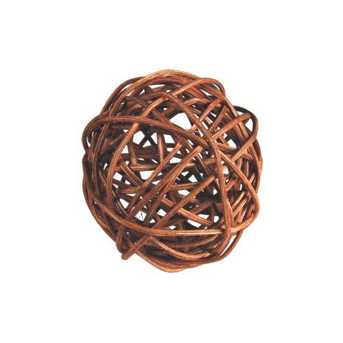 "Vase Fillers Twig Ball, Rattan Ball, D-3"", Pack of 3 bags (8 pcs per bag)"