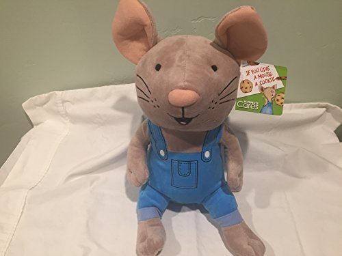 Kohls Cares 11 Plush If you Give A Mouse a Cookie Doll ()