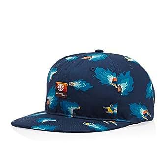 Element - Gorra de béisbol - para Hombre Azul Azul De Neón Taille Unique: Amazon.es: Ropa y accesorios