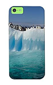 meilinF000New Brendapritchard Super Strong Penguins On Ice Tpu Case Cover Series For iphone 6 4.7 inchmeilinF000