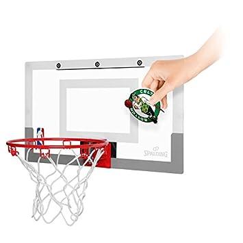 Spalding Junior NBA Slam Jam Board Basketball System - White  Amazon ... 69c0014ecc