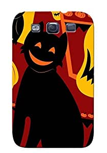 linJUN FENGGalaxy S3 Case Slim [ultra Fit] Halloweenfv Protective Case Cover(best Gift Choice For Friends)