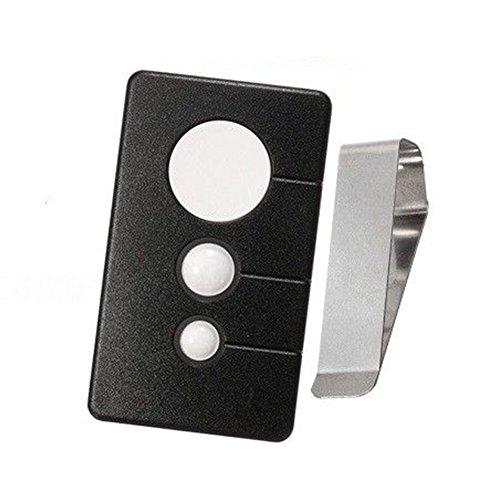 Craftsman Garage Door Opener Visor Remote Control 3 Button for 139.53752, 139.53753 315mhz