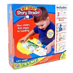 My First Story Reader and 3 Interactive Books: Baby Einstein ebook