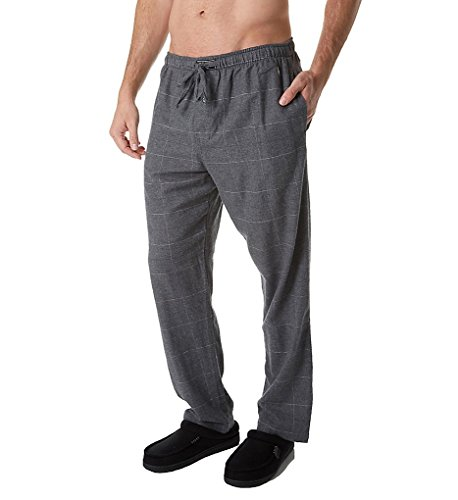 Polo Ralph Lauren Flannel Pajama Pant (P657) M/Charcoal Cream