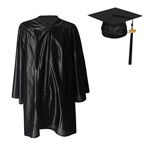 GraduationForYou Shiny Kindergarten Gown Cap Tassel 2019