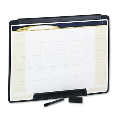 Quartet Motion Workstation Dry Erase Calendar Board, 18 x 24 Inches (MMC25) by Quartet