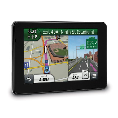 Garmin Portable Bluetooth Navigator Lifetime
