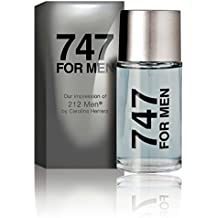 747 For Men Cologne 3.3 Ounces (An impression of Carolina Herrera 212) by Preferred
