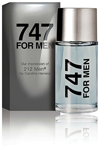 747 For Men Cologne 3.3 Ounces by Preferred Fragrance
