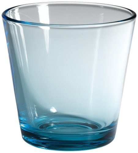 Iittala Kartio 7-Ounce Tumbler Light Blue, Set of 2