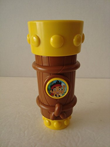 Mattel Jake and The Pirates of Neverland Talking Spyglass Telescope Disney -