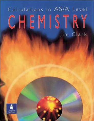 Calculations In As A Level Chemistry Amazon Co Uk Jim Clark
