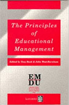 The Principles of Educational Management