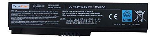 Toshiba PA3817U-1BRS PA3818U-1BRS Laptop Battery - New TechFuel Professional 6-cell, Li-ion Battery (Toshiba Computer Battery)