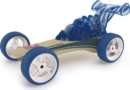 Hape Dragster Bamboo Kid's Toy Car
