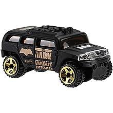 Hot Wheels, Batman V Superman: Dawn of Justice Bundle of 8 Die-Cast Cars