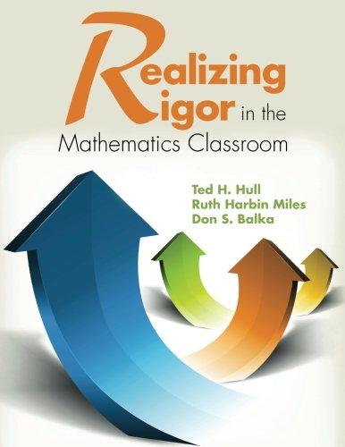 Realizing Rigor in the Mathematics Classroom