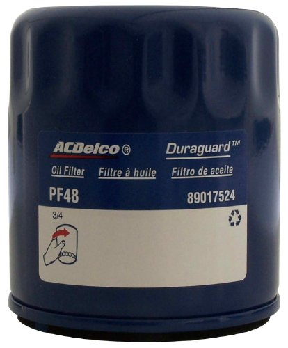 AC Delco PF48F Oil Filter New